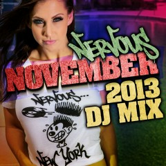 Nervous November 2013 - DJ Mix - Various Artists