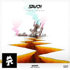 1000 Years - Savoy, Chali 2na