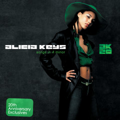 Songs In A Minor: 20th Anniversary Exclusives - Alicia Keys