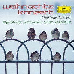 Regensburger Domspatzen - A Christmas Concert - Die Regensburger Domspatzen, Georg Ratzinger