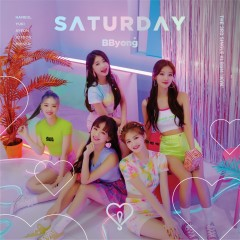 The 3rd Single Album 'IKYK' - SATURDAY