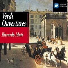 Verdi - Overtures & Ballet Music - Riccardo Muti, New Philharmonia Orchestra, Philharmonia Orchestra, Orchestra del Teatro alla Scala, Milano