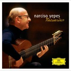 Narciso Yepes - Gentilhombre espagnol - Narciso Yepes, Godelieve Monden, Luis Antonio García Navarro