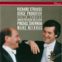 Richard Strauss: Violin Sonata / Prokofiev: Violin Sonata No. 2 - Pinchas Zukerman, Marc Neikrug