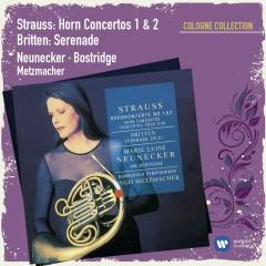 R.Strauss/Britten: Hornkonzerte Nr.1 & 2/Serenade - Marie-Luise Neunecker