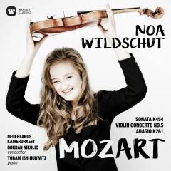 Mozart: Violin Concerto No. 5, Violin Sonata No. 32 & Adagio - Noa Wildschut