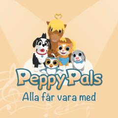 Peppy Pals - Alla får vara med - Peppy Pals