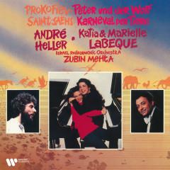 Prokofiev: Peter und der Wolf - Saint-Saëns: Der Karnaval der Tiere - André Heller, Katia Labèque, Marielle Labèque, Zubin Mehta, Israel Philharmonic Orchestra