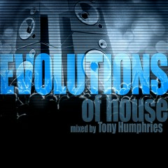 Nervous: Evolutions of House Mixed by Tony Humphries - Various Artists