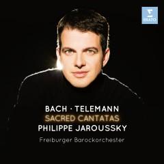 Bach & Telemann: Sacred Cantatas - Philippe Jaroussky