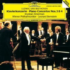 Beethoven: Piano Concertos No.3 Op.37 & No.4 Op.58 - Krystian Zimerman, Wiener Philharmoniker, Leonard Bernstein