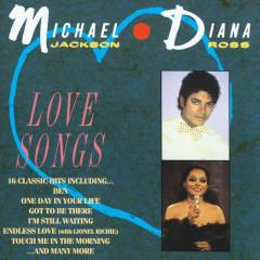 Love Songs - Lionel Richie, Diana Ross, Michael Jackson, Jackson 5