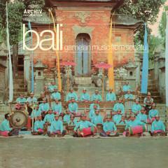 Musical Traditions In Asia: Gamelan Music From Bali - Gong Kebyar de Sebatu