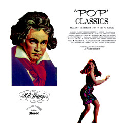 Pop Classics (Remastered from the Original Alshire Tapes) - 101 Strings Orchestra