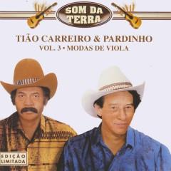Modas de Viola (Som da Terra) - Tĩao Carreiro & Pardinho