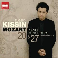 Mozart: Piano Concertos 20 & 27 - Evgeny Kissin