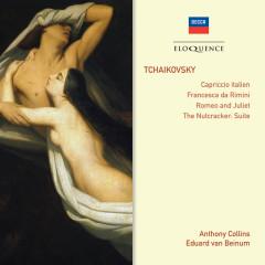 Tchaikovsky: Capriccio Italien; Francesca da Rimini; Romeo & Juliet; The Nutcracker: Suite - London Symphony Orchestra, Anthony Collins, Royal Concertgebouw Orchestra, Eduard Van Beinum