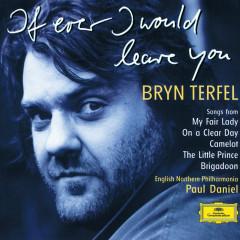 Bryn Terfel - If Ever I Would Leave You - Bryn Terfel, English Northern Philharmonia, Paul Daniel