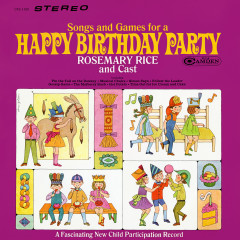 Songs and Games for a Happy Birthday