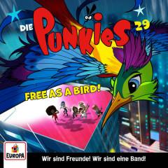Folge 29: Free as a Bird! - Die Punkies