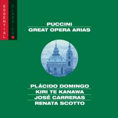 Puccini: Great Opera Arias