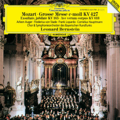 Mozart: Great Mass in C minor K.427 - Arleen Augér, Frederica von Stade, Frank Lopardo, Cornelius Hauptmann, Friedemann Winklhofer