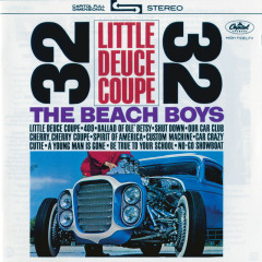 Little Deuce Coupe (Remastered) - The Beach Boys