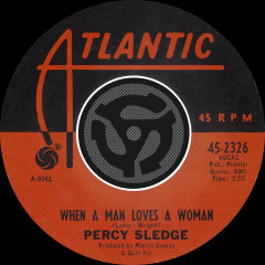 When A Man Loves A Woman / Love Me Like You Mean It [Digital 45] - Percy Sledge