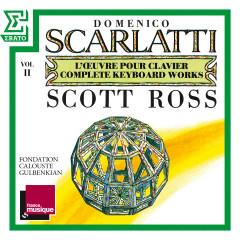 Scarlatti: The Complete Keyboard Works, Vol. 2: Sonatas, Kk. 31 - 50 - Scott Ross