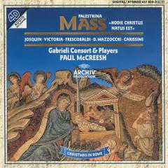 Christmas Mass in Rome - Gabrieli Players, Paul McCreesh, Gabrieli Consort