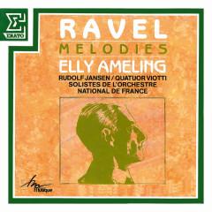 Ravel: Mélodies - Elly Ameling, Rudolf Jansen
