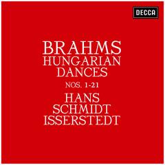 Brahms: 21 Hungarian Dances - Hans Schmidt-Isserstedt, NDR-Sinfonieorchester