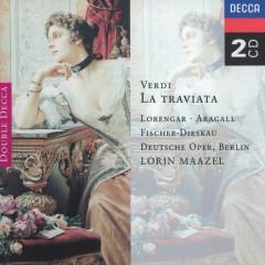 Verdi: La Traviata - Pilar Lorengar, Giacomo Aragall, Chor der Deutschen Oper Berlin, Orchester der Deutschen Oper Berlin, Lorin Maazel