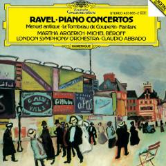 Ravel: Piano Concertos - Michel Beroff, Martha Argerich, London Symphony Orchestra, Claudio Abbado
