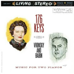 176 Keys - Music for Two Pianos
