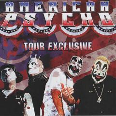 American Psycho Tour Exclusive - Insane Clown Posse, Twiztid