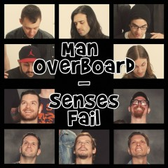 Senses Fail Split - Man Overboard