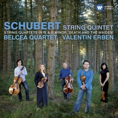 Schubert: String Quintet, Quartet in G, Quartet in D minor - Belcea Quartet