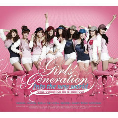 The 1st Asia Tour Concert - Into the New World - SNSD