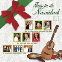 Tarjeta de Navidad III - Various Artists
