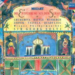 Mozart: Die Entführung aus dem Serail - Edita Gruberova, Kathleen Battle, Gösta Winbergh, Heinz Zednik, Martti Talvela