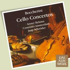 Boccherini: Cello Concertos - Anner Bylsma, Concerto Amsterdam