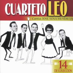 14 De Coleccíon - Cuarteto Leo