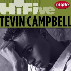 Rhino Hi-Five: Tevin Campbell - Tevin Campbell