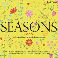 Seasons: Vasant (An Indian Classical Music Interpretation)