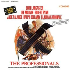 The Professionals - Maurice Jarre