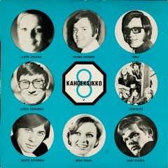 Kahdeksikko 5 - Various Artists