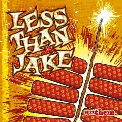 Anthem (CD Only) - Less Than Jake