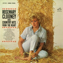 Rosemary Clooney Sings Country Hits from the Heart - Rosemary Clooney