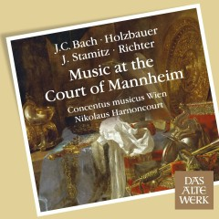 Music at the Court of Mannheim (DAW 50) - Nikolaus Harnoncourt